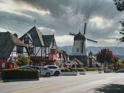 3 Romantic Things to Do In Solvang