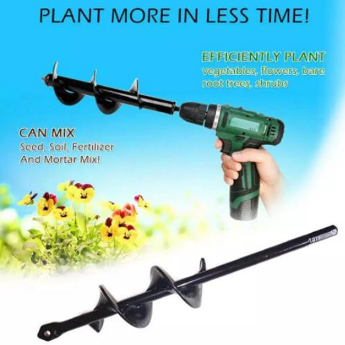 Garden Auger Drill