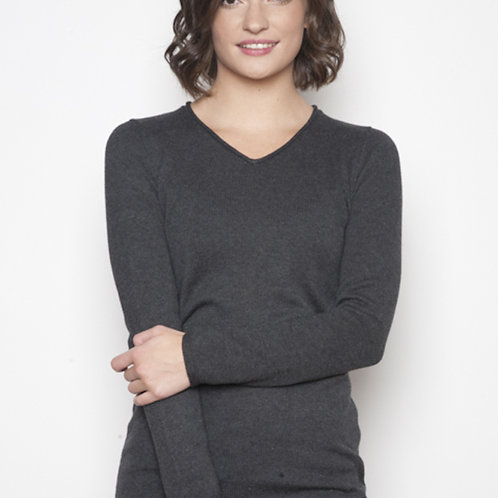 Classic V Neck Sweater