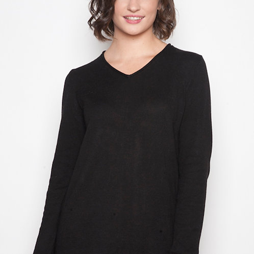 Organic Cotton V Soft Sweater