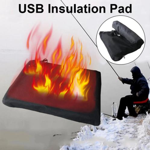 Multifunction Carbon fiber Usb Heating Cushion