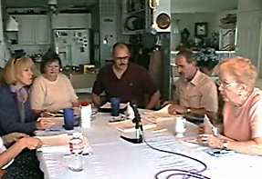 Various Group Members at a Mature Level of Group Participation