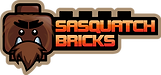 Sasquatch Bricks Logo
