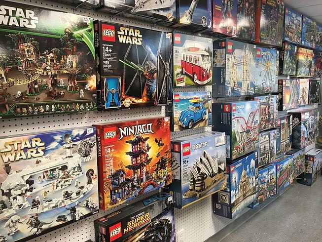 LEGO© set wall