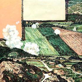 하얀 조각으로부터 시작된 풍경(scenery from white) , a