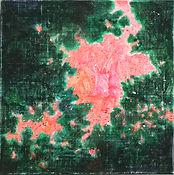 붉은 자국, 캔버스에 아크릴, 20x20, 2018_2.jpg