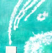 하얀자국(white trace), 캔버스에 아크릴, 140x140, 20