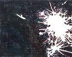 빛의 모양(shape of light), acrylic on canvas