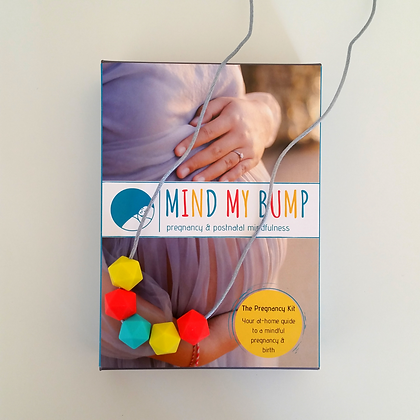 The Pregnancy Kit: Your at-home guide to a mindful pregnancy & birth (GIFT PACK)