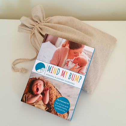 The Postnatal Kit: Your at-home guide to mindful feeding, bonding & play