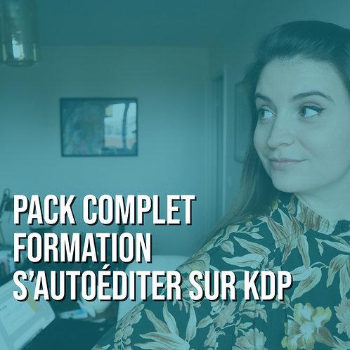 Formation KDP Pack complet + appel