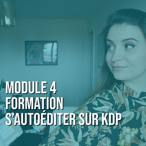Maîtriser KDP d'Amazon - Formation KDP Module 4
