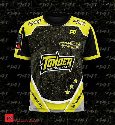 Mateusz Tonder #141 sublimation t-shirt