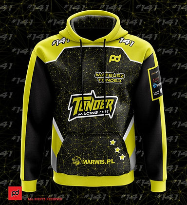 Mateusz Tonder #141 sublimation hoodie