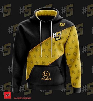 Anders Thomsen #5 sublimation hoodie