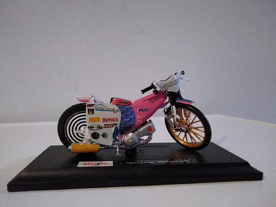Adrian Gala bike