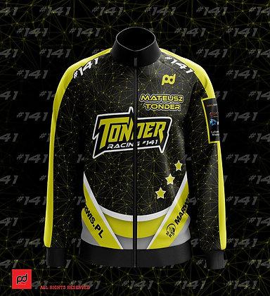 Mateusz Tonder #141 sublimation zip up top