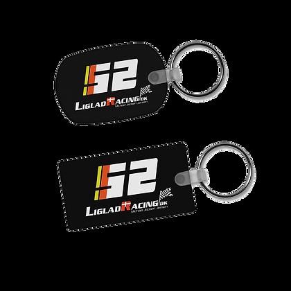 LigLad #52 Key Ring