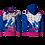 Thumbnail: Adrian Gała # 32 sublimacyjna bluza z kapturem