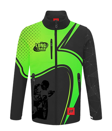 FIM Long Track sublimation soft shell