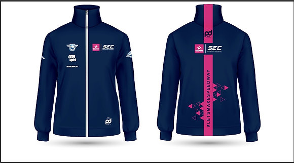 Official Tauron | SEC sublimation zip up jacket