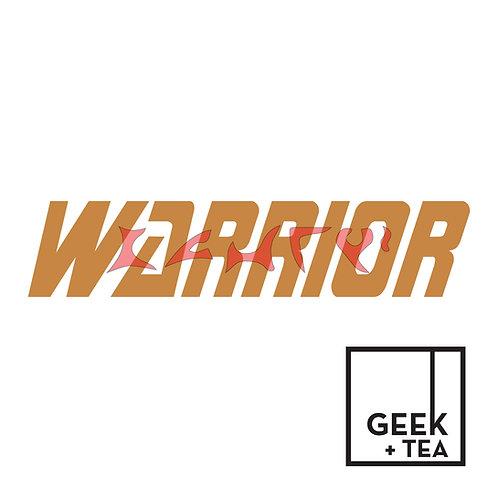 Warrior | Organic Black Tea | Loose Leaf Tea | Ginseng and Pepper