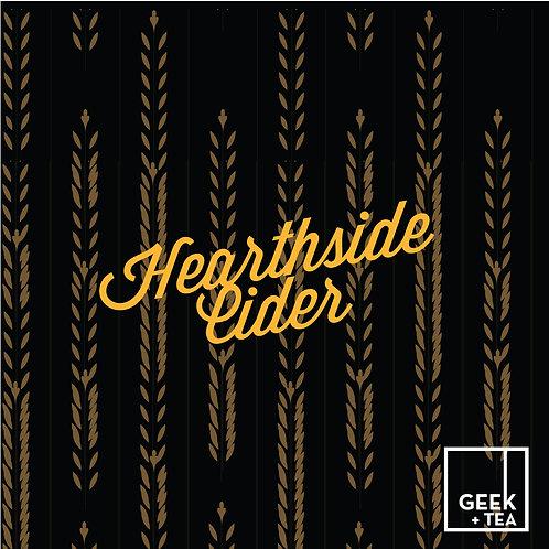Hearthside Cider | Organic Loose Leaf Oolong Tea | Apple and Ginger