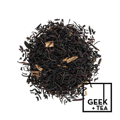 Meridoc's Morning Blend | Organic Black Loose Leaf Tea | Orange Pekoe Blend