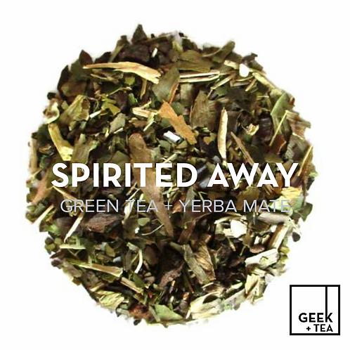 Spirited Away | Organic Loose Leaf Tea | Green tea and Mate