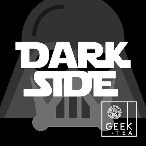 Dark Side | Organic Maple Oolong Blend | Loose Leaf Tea | Smoky with Maple