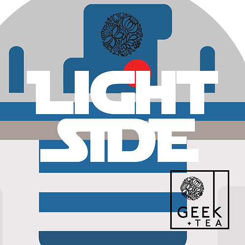 Light Side | Organic White Tea | Loose Leaf Tea | Blueberry White