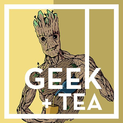 Groot Root Tea | Herbal Tisane | Organic Loose Leaf Tea | Cacao and Dandelion