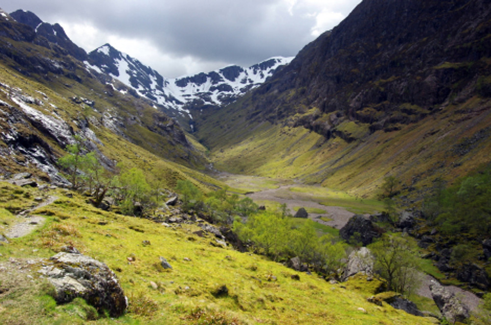 Glen Coe, Highlands, Scotland
