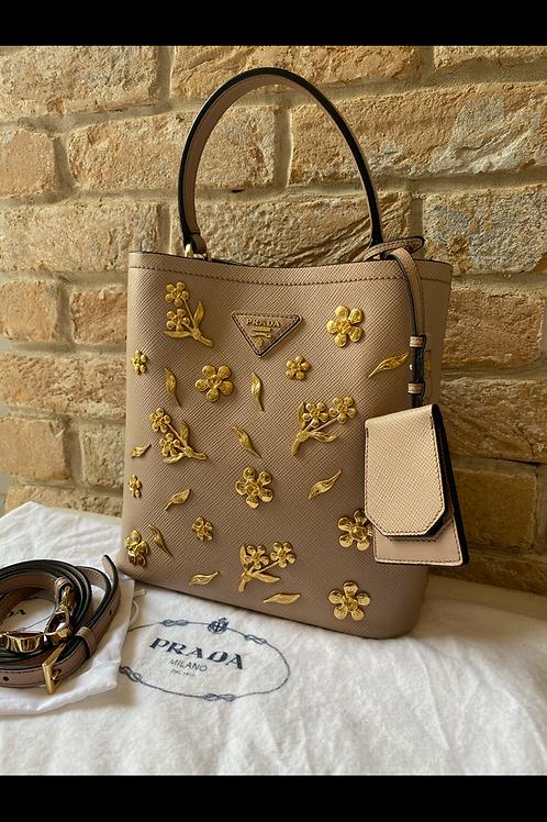 Prada Saffiano Panier Bag