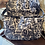 Thumbnail: Mulberry Hayden Shoulder Bag in Shiny Leopard Drizzle Leather