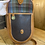 Thumbnail: Vintage Mulberry Scotchgrain Saddle Crossbody