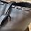 Thumbnail: Gucci Calfskin Bamboo Tassel Shoulder Tote - Brown