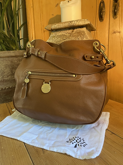 Mulberry Somerset Hobo Bag - Oak