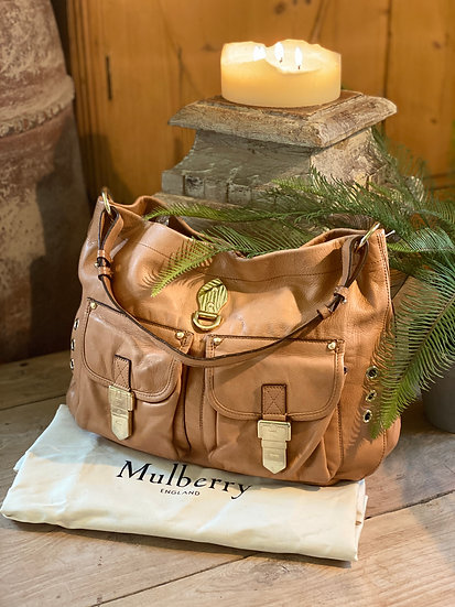 Mulberry Tillie - Biscuit
