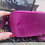 Thumbnail: Gucci GG Marmont Matelasse Mini - Fushcia Velvet