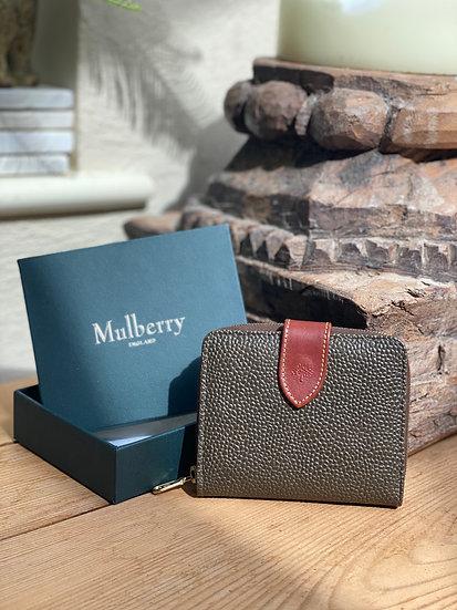 Mulberry Scotchgrain Purse/Wallet