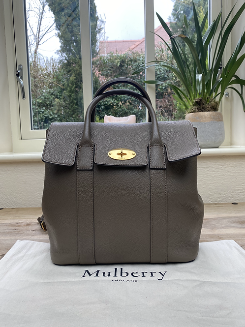 Mulberry Bayswater Backpack - Clay
