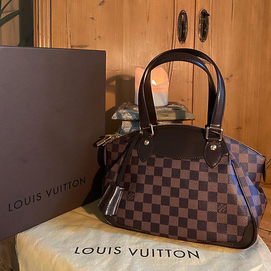 Louis Vuitton Verona PM - Damier Ebene