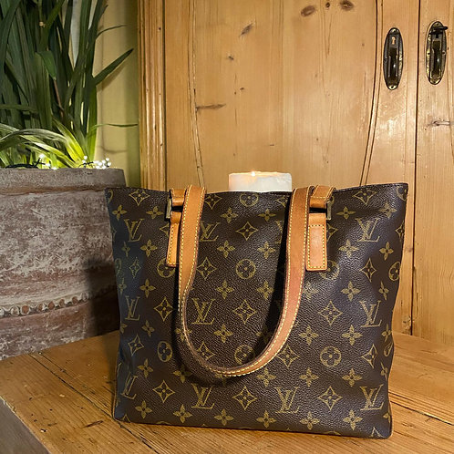 Louis Vuitton Cabas Piano Tote - Monogram
