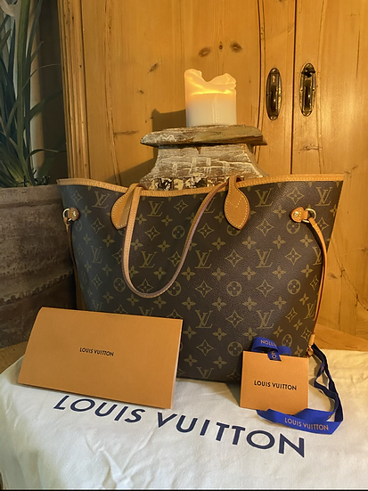 Louis Vuitton Neverfull MM - Monogram