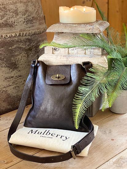 Mulberry Joel Crossbody Bag - Brown