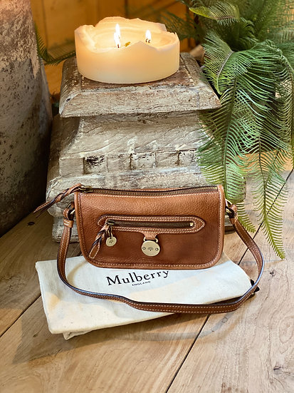 Mulberry Somerset Mini Bag - Tan