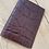 Thumbnail: Mulberry Leather Passport Case