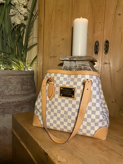 Louis Vuitton Hampstead - Damier Azur
