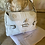 Thumbnail: Jimmy Choo White and Cream Embroidered Bag